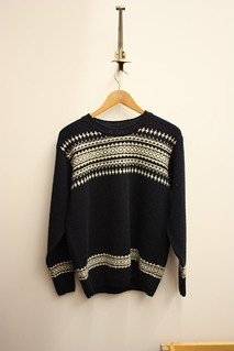 Fairisle Crew | by End Clothing
