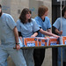 400,000 signature petition delivery shows huge public opposition to NHS plans