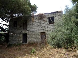 Ancienne habitation vers Capezzolu au retour