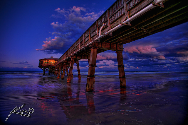 Daytona Beach Fishing Pole Rentals