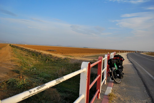 Bikes & Tunisian Landscape | by goingslowly