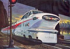 1956 - GM - AERO-Train
