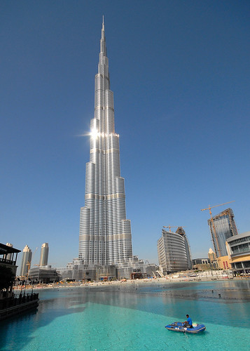 The Giant: Burj Dubai / Burj Chalifa (828 m !) | by Werner Schnell Images (2.stream)
