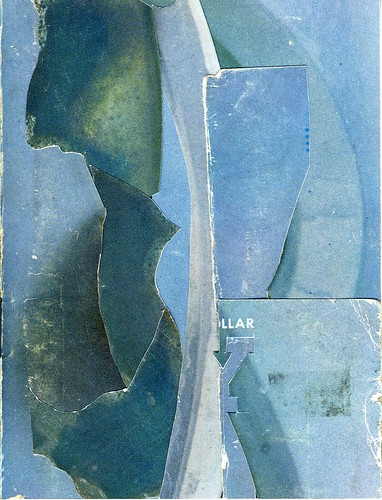 "Fig. 8 Study in Blue #3 subtitled ""Ever Since I Was Very Young"" 