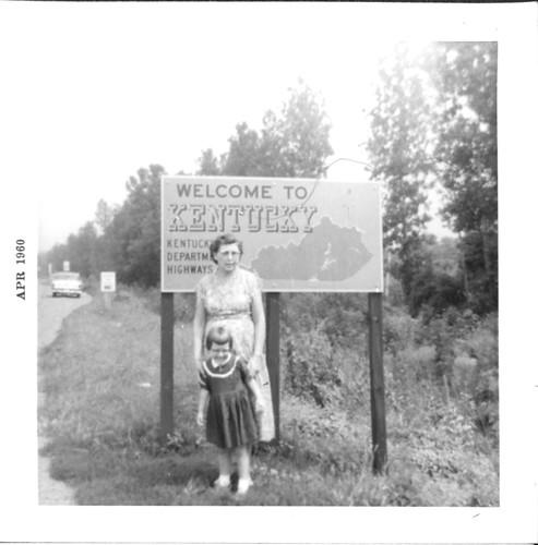 Kentucky welcome
