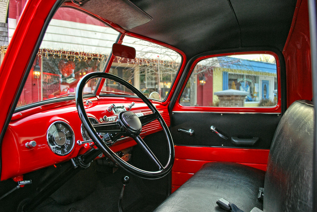 3100 interior the 1948 1953 chevrolet series 3100 half t flickr 1953 Chevy Wagon Interior 3100 interior by greg foster photography