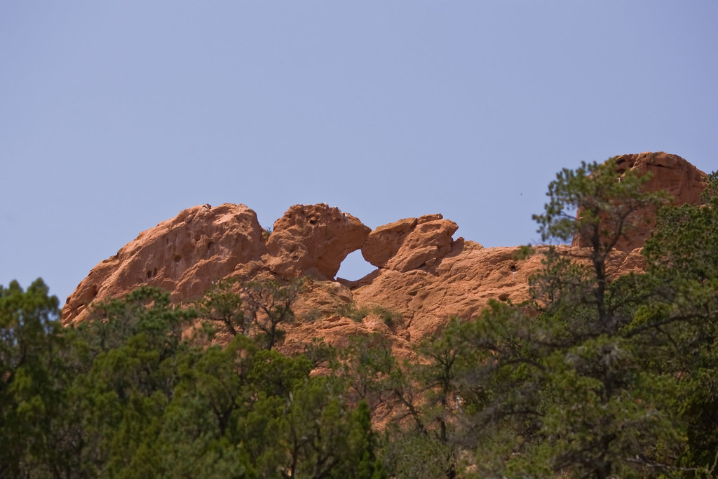 Colorado Garden Of The Gods Kissing Camels The Kissing Flickr