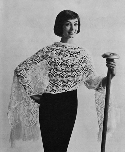 Vintage Hairpin Lace Crochet Pattern Pattern Available At Flickr
