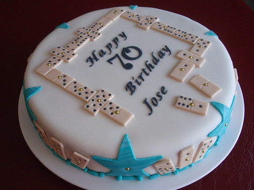 Domino S Cake Nora Rexach Flickr