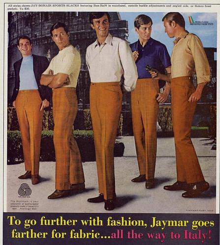 b.vikki vintage: Vintage Men's Wear (1968 - 1969)