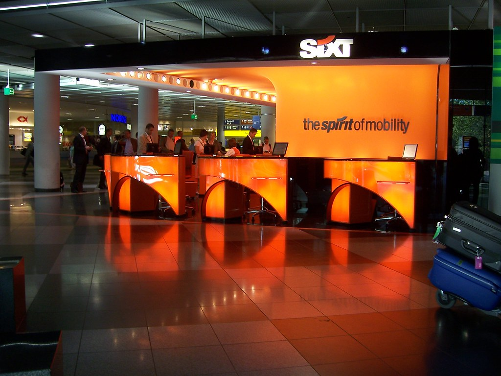 Sixt Car Rental Miami
