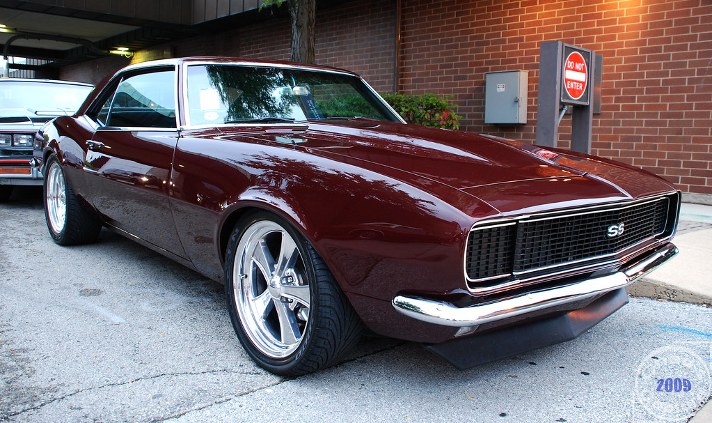 1968 Chevy Camaro Ss Chad Horwedel Flickr