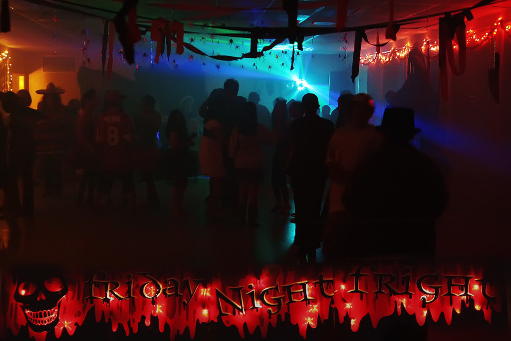 Middle School Halloween Dance | This is actually a ...