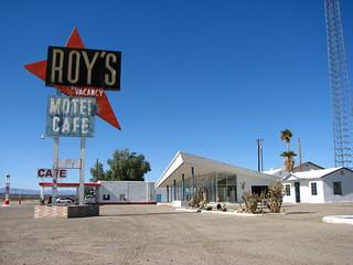 Roy's Café & Motel
