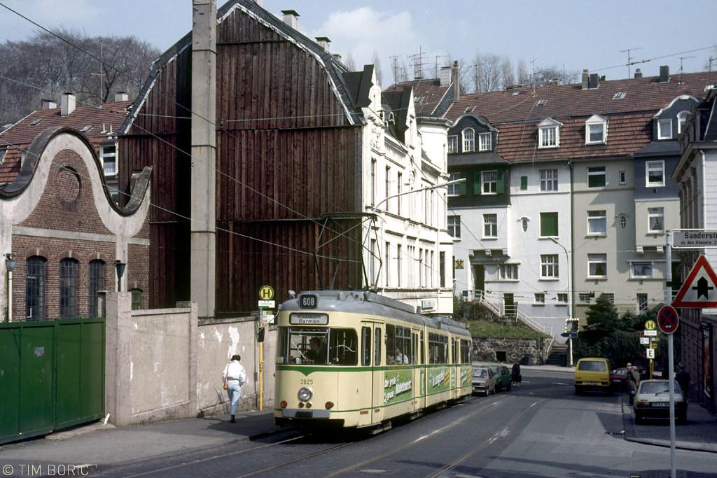 wuppertal sanderstra e barmen second hand tram from. Black Bedroom Furniture Sets. Home Design Ideas