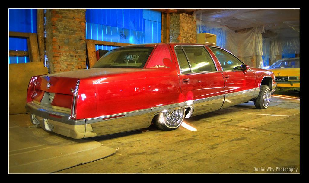 Cadillac Fleetwood Lowrider Andi S Cadillac Fleetwood 93