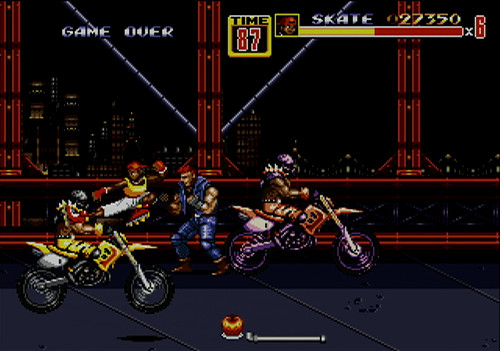 Streets of Rage 2 (Virtual Console) | by SEGA of America