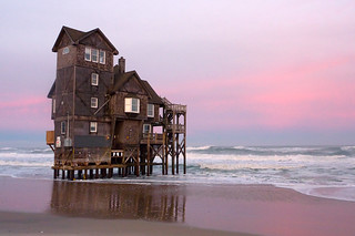 Outer Banks: Serendipity Sunset | by seagirtlight