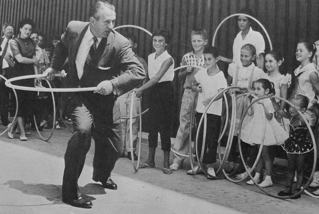 Image result for art linkletter hula hoop commercial