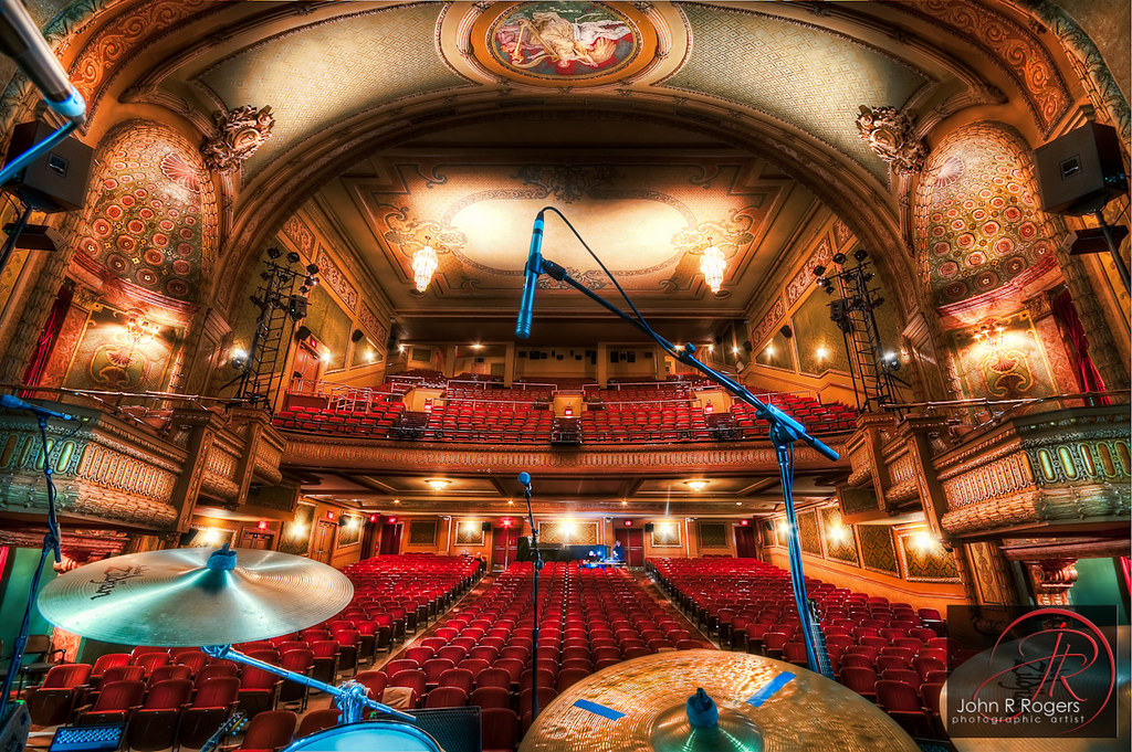 Before The Show Paramount Theater Austin Texas Since