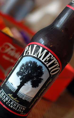 one hundred beers 07: palmetto amber ale | by kickthebeat