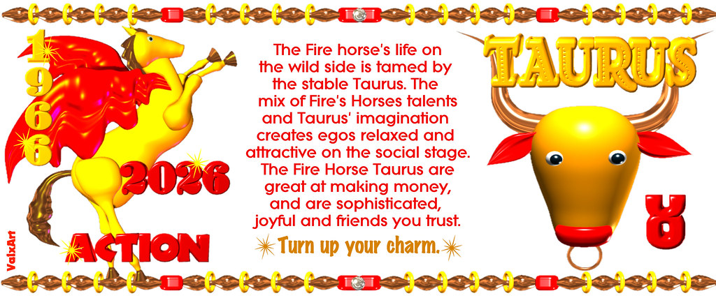 valxart 1966 2036 chinese zodiac fire horse people born ta flickr. Black Bedroom Furniture Sets. Home Design Ideas
