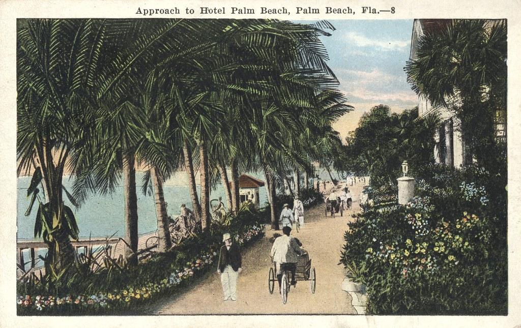 Hotel Palm Beach - Palm Beach, Florida