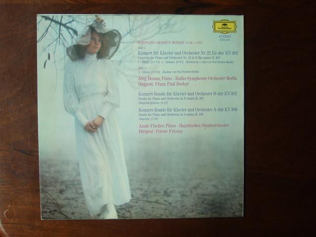 Annie Fischer - Franz Schubert Schubert Sonata In B Flat Major D.960 Impromptus Nos. 2 And 4 D.935