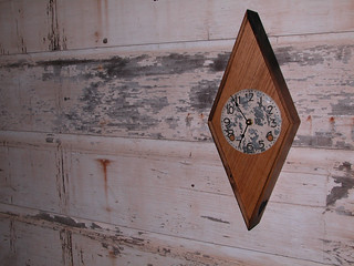 New clock for Borderlands Books | by Black Heart Industries