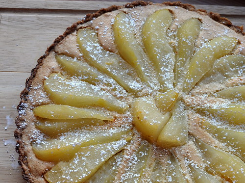 Poached Pear and Brown Butter Tart | by Turntable Kitchen