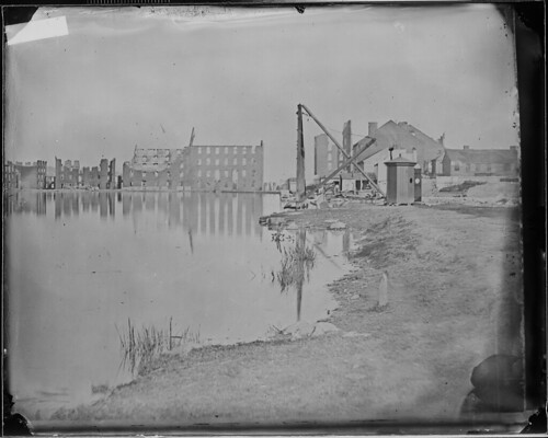 Ruins of Galligo Mills, Richmond, Virginia | by The U.S. National Archives