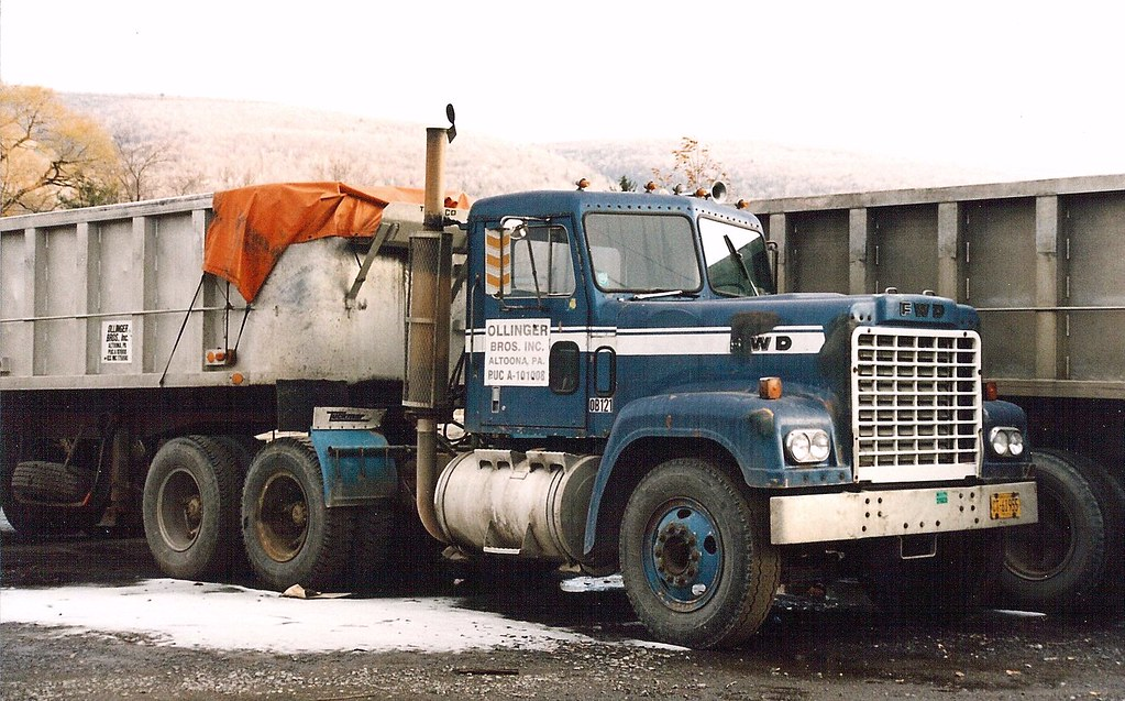 Fwd Tractor