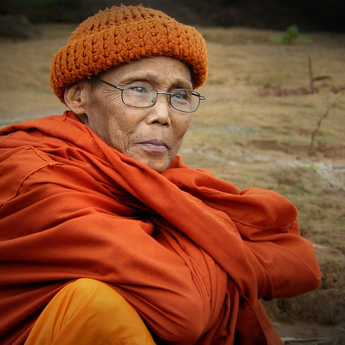 The life of a Lao monk | by B℮n