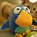 Monty and Blue Bird