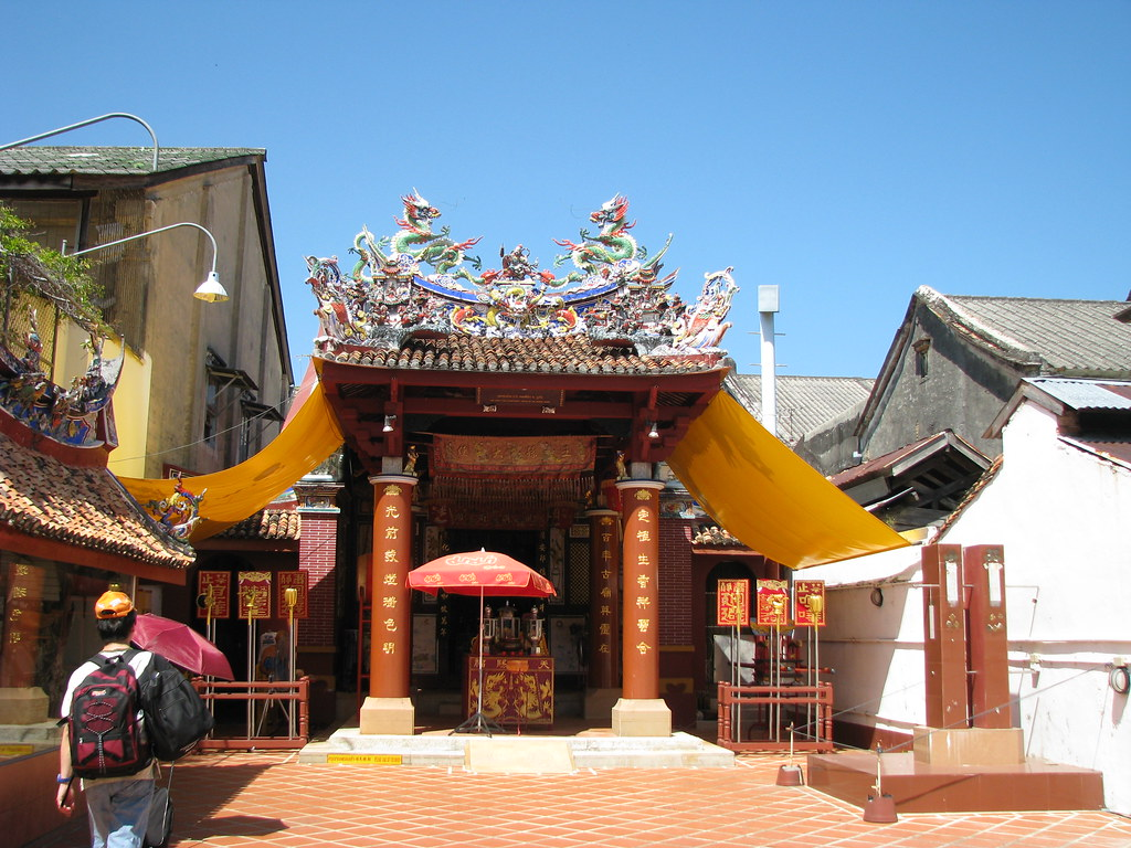 Shrine of the Serene Light in Old Phuket Town. Image: Wilson Loo Kok Wee, CC.
