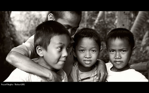 Friends Forever, Thailand 2005 | by tibervince
