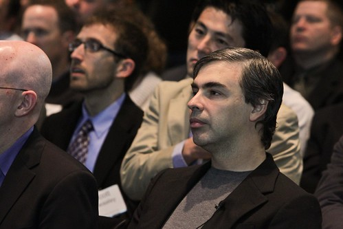 Google's Larry Page | by BloomEnergy