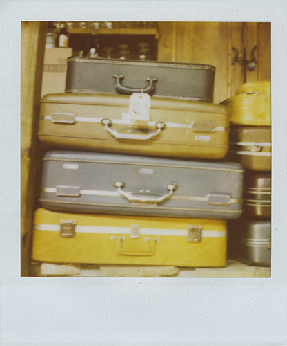 IAYF 365 Day #37 - Suitcases | by yourfavorite