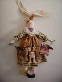 Coelha Bunny | by Amábile's Country Dolls