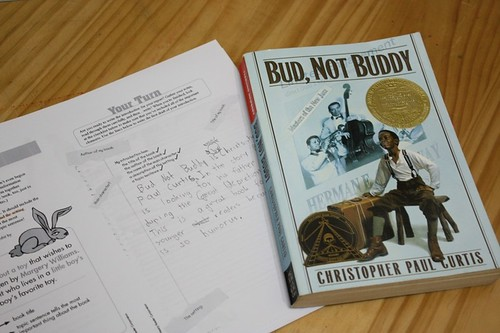 Bud Not Buddy Literature Analysis Jimmie Flickr
