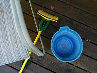 Patio Chair Bucket Mop | by cdsessums