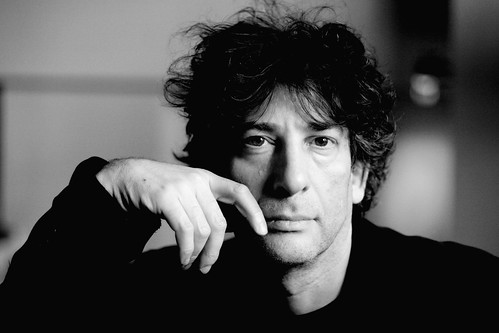 Neil Gaiman | by Lvovsky