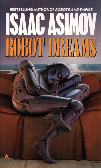 issac asimov robot dreams pdf