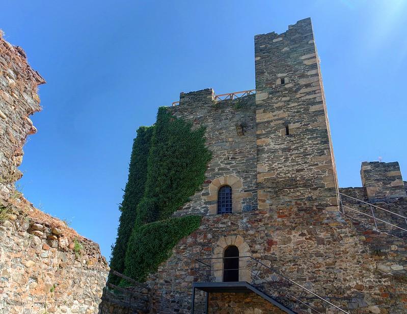 Castillo Viejo, el castillo Templario de Ponferrada