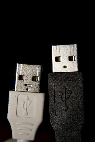 usb guys up to mischief | by brandmaier