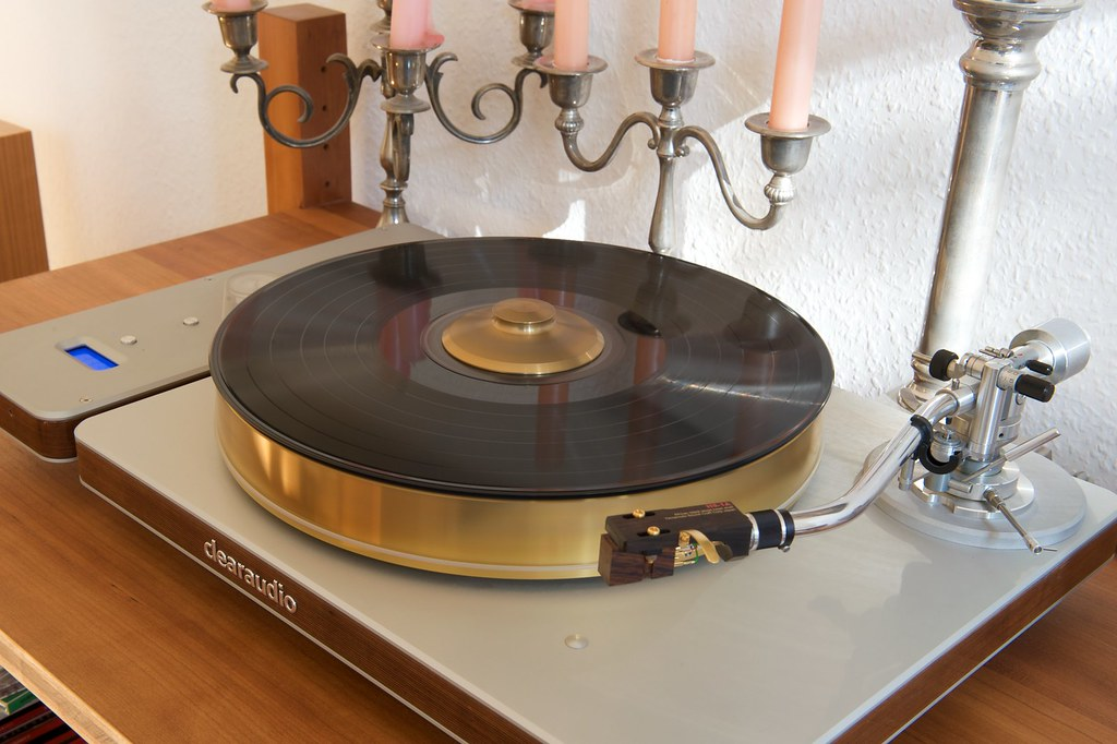 Clearaudio Ambient Turntable Clearaudio Ambient