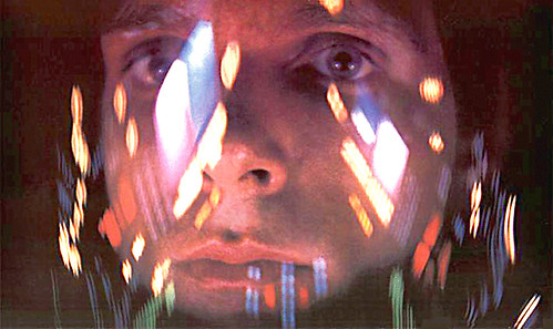 "1968- ""2001"" - astronaut David Bowman | James Vaughan | Flickr"