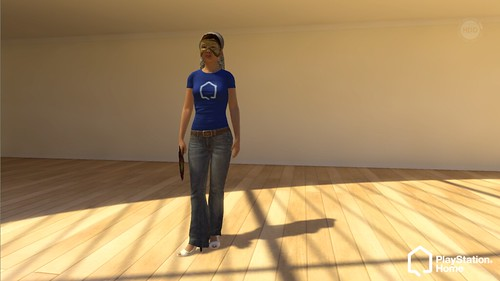 PlayStation Home: Female_Renaissance | by PlayStation.Blog