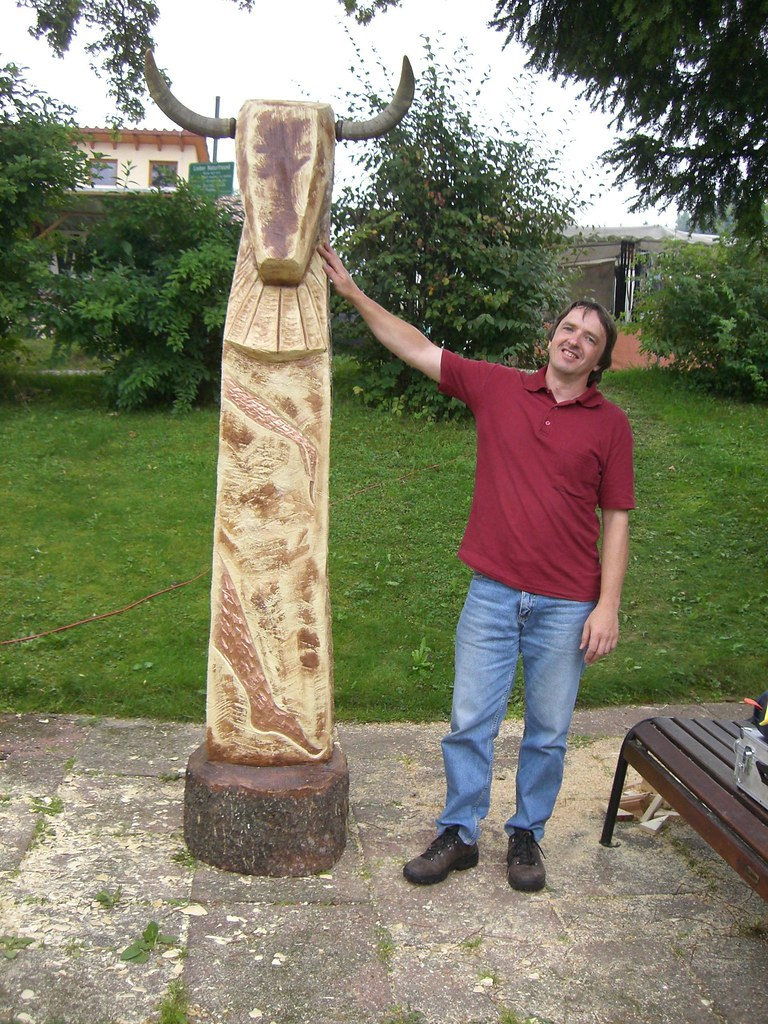 Kunst Mit Holz Gemeinde Dobel Flickr