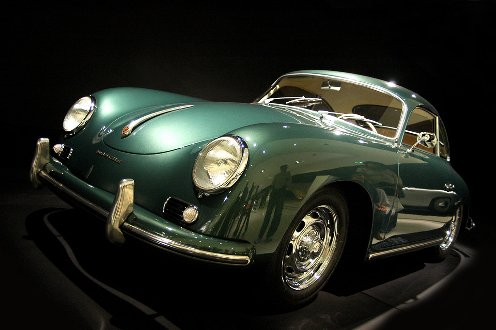 1956 Porsche 356 A 1600 Super Coupe In My Opinion The